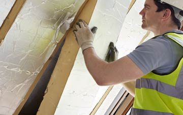 Scotstoun loft insulation