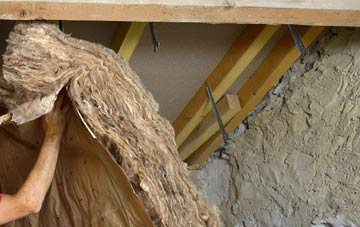 Scotstoun pitched roof insulation costs